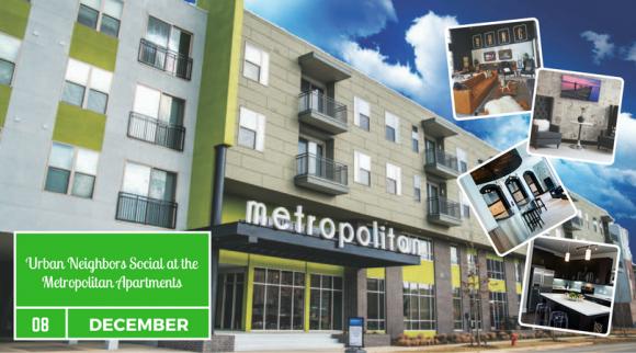 Details for Urban Neighbors Social at The Metropolitan