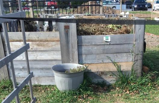 UN Garden Compost Bins