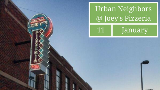 January Social at Joey's Pizzeria