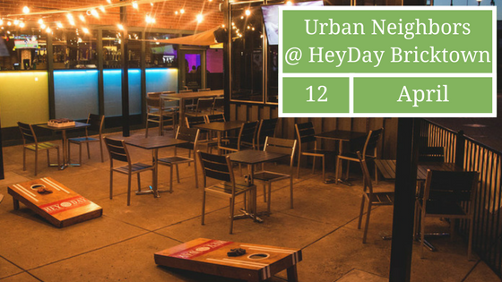 April Social at HeyDay Lower Bricktown