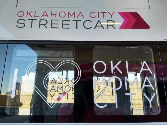 OKC Streetcar Behind the Scenes