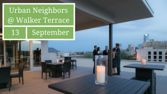 September Social at Walker Terrace