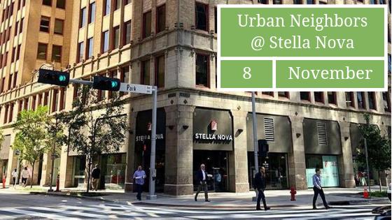 November Social at Stella Nova