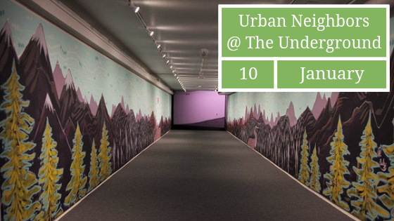 January Social in THE UNDERGROUND