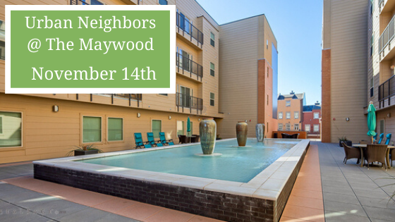 November Social at Maywood